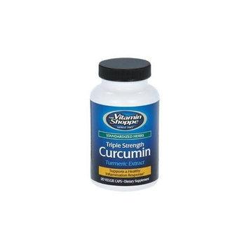 Vitamin Shoppe TRIPLE STRENGTH TURMERIC WITH
