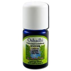 Oshadhi - Synergy Blend, Devotion, 10 ml