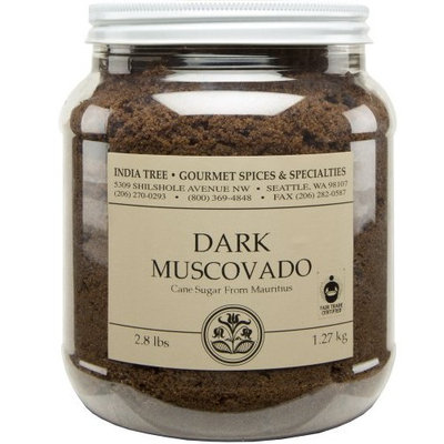 India Tree Dark Muscovado Sugar