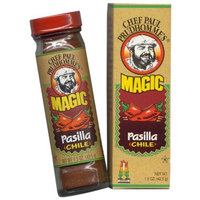 Magic Seasoning Blends Pasilla Chile, 1.5-Ounce Bottles (Pack of 6)