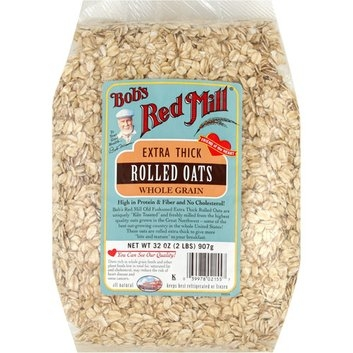 Bob's Red Mill Extra-Thick Whole Grain Rolled Oats