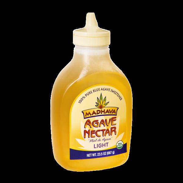 Madhava Light Agave Nectar Sweetener