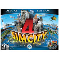 Electronic Arts Sim City 4 Deluxe Edition [windows 98/me/2000/xp] (simcity4dexlue)