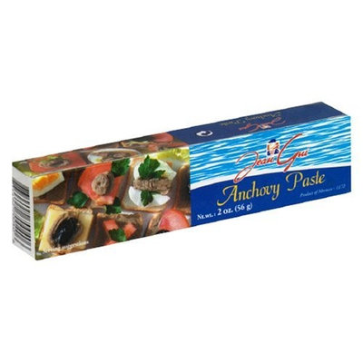 Jean Gui Anchovy Paste, 2-Ounce Boxes (Pack of 5)