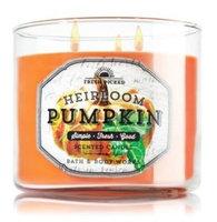 Bath & Body Works® Fresh Picked Heirloom Pumpkin 3-Wick Candle
