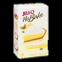 JELL-O No Bake Lemon Meringue Pie Dessert
