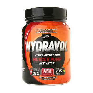 QNT HYDRAVOL Hyper-Hydrating Muscle Activator Fruit Punch