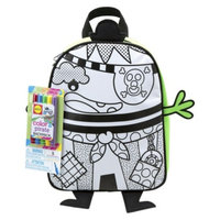 Alex Toys Alex Color A Backpack-Pirate