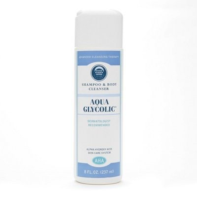 Aqua Glycolic Shampoo & Body Cleanser