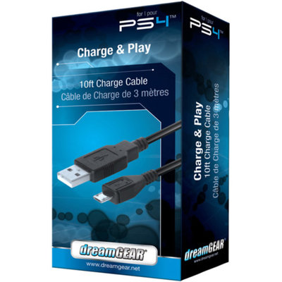 iSound dreamGEAR Playstation 4 Charge and Play