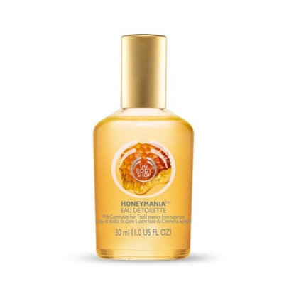 The Body Shop Honeymania Eau De Toilette 30ml 1.0 Fl Oz