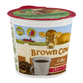 Brown Cow Cream Top Coffee