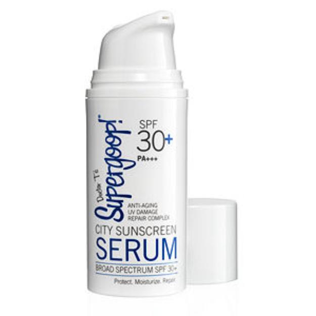Supergoop! City Sunscreen Serum for Travel