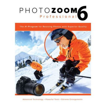 WD Encore 8132701 PhotoZoom Pro 6 for PC (Email Delivery)