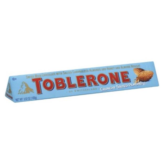 Candy Bars TOBLERONE