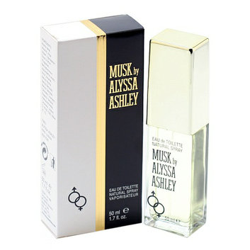 Alyssa Ashley Musk Eau De Toilette Spray 1.67 Oz