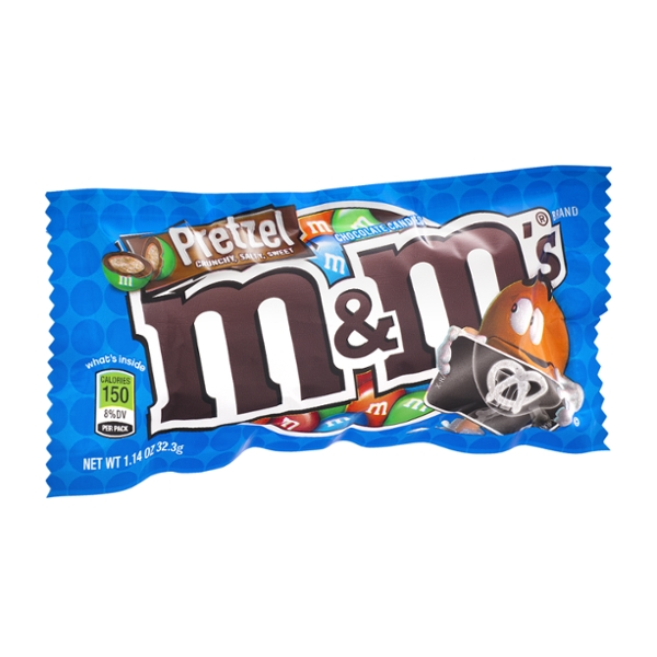 M&M's Pretzel Chocolate Candies