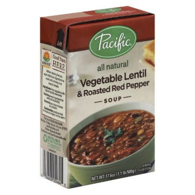 Pacific Natural Foods All Natural Soup
