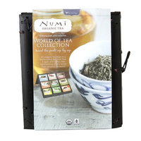 Numi Organic Tea World of Tea Collection, 1.68 Lbs