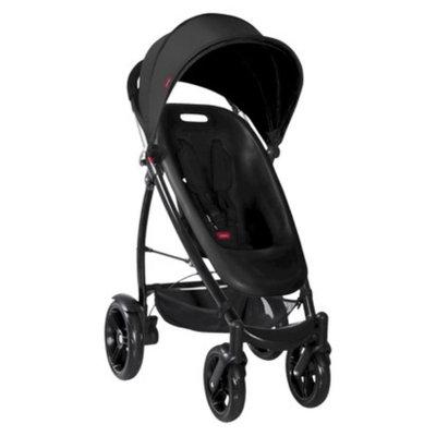 phil & teds Smart Compact Stroller - Black