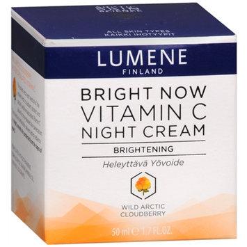 Lumene Bright Now Vitamin C Night Cream, 1.7 fl oz