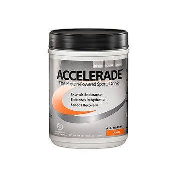 Sports Drink-Orange Accelerade 2.2 lbs Powder