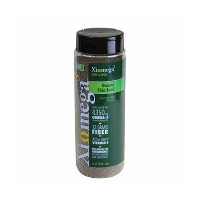 Xiomega3 Ground Chia Seed Vegan 10 oz