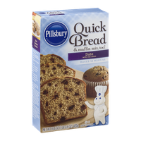 Pillsbury Quick Bread & Muffin Mix, Too! with Real Dates