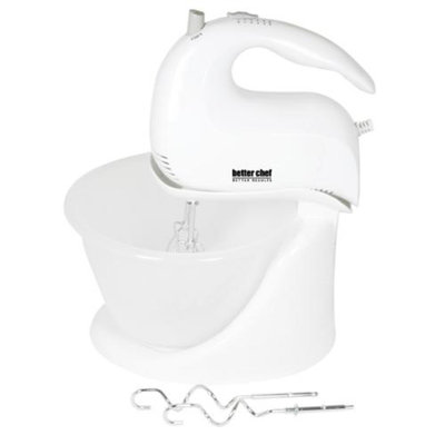 Better Chef 200W Stand Mixer with Bowl