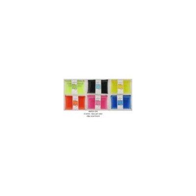 D.m. Merchandising Three-Piece Pink Mesh Pouch Set