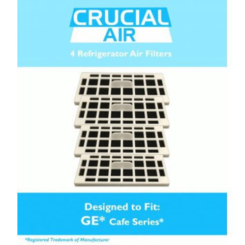 Crucial Air 4 GE Cafe Fridge Odor Filter, part # CFE28TSHSS, CYE22TSHSS
