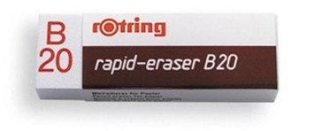 Rotring B20 Rapid-Eraser, White (S0194570)