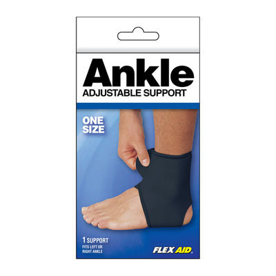 Flex Aid Adjustable Ankle Support