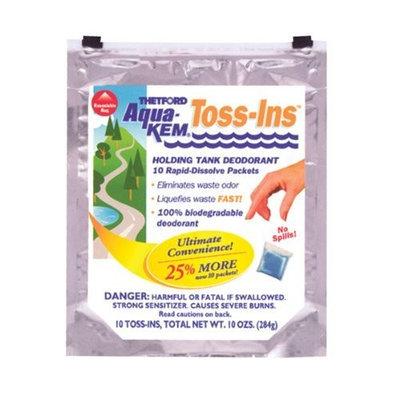 Thetford 36535 Aqua-Kem Toss-Ins Resealable Bag