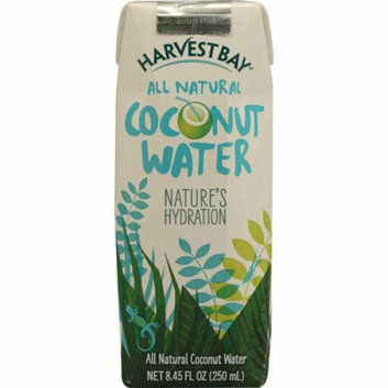 Harvest Bay All Natural Coconut Water 8.5 fl oz Case of 12