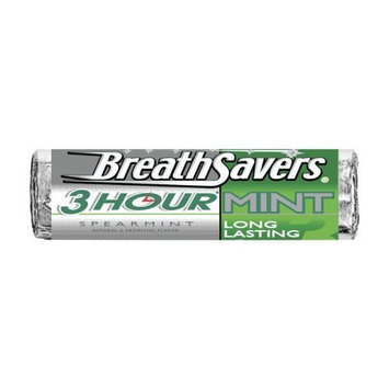Breathsavers Breath Savers Mints, Spearmint, 12-Count Mints (Pack of 24)