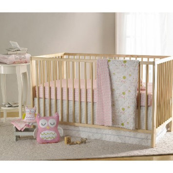 Lolli Living Poppi Living 3pc crib set - Little Owl