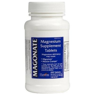 Magonate Magnesium Tabs-100 ct