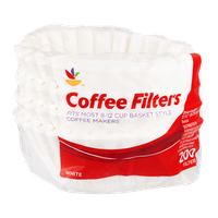 Ahold Coffee Filters - 200 CT
