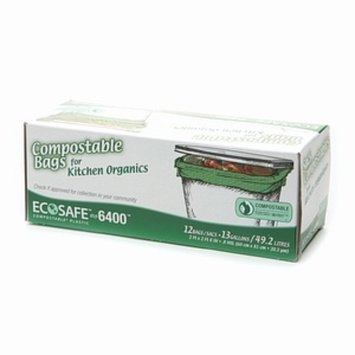 EcoSafe Compostable Bags