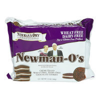 Newman's Own Organics Newman-O's Creme Filled Chocolate Cookies