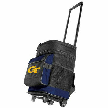 NCAA Georgia Tech Rolling Cooler