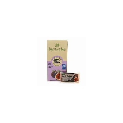 Oskri Organics Oskri Organic Kosher Bars, Fig Honey 20 ea