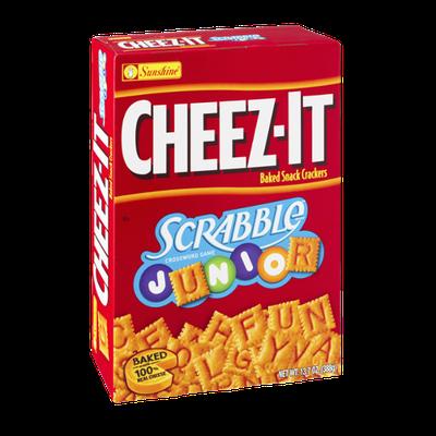 Cheez-It® Scrabble Junior Baked Snack Crackers