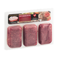 Chef's Requested 100 Calorie Steaks USDA Choice Beef