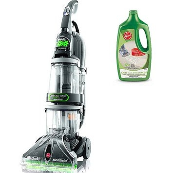 Hoover SteamVac Dual V Widepath Carpet Cleaner Model F7412900