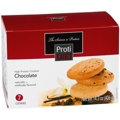 Protidiet High Protein Chocolate Cookies - 7 Cookies