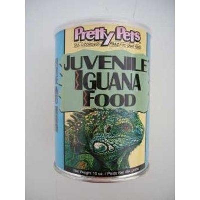 Pretty Pets Juvenile Iguana Food