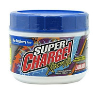Labrada Nutrition Supercharge Xtreme N.O., Blue Raspberry, 320-Gram