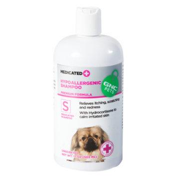 GNC Pets Medicated Hypoallergenic Dog Shampoo